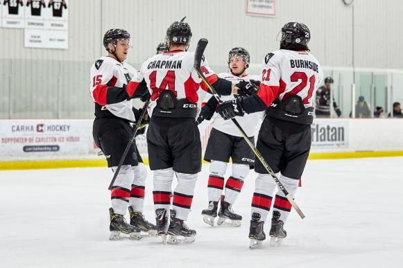 OUA Men's Hockey - Ottawa Gee-Gees vs  Carleton Ravens