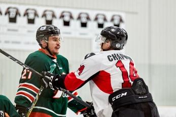 OUA Men's Hockey - UQTR Patriotes vs  Carleton Ravens